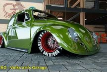 VW BUGGED❤ / by TYNA❤