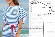 платье доя пляжа