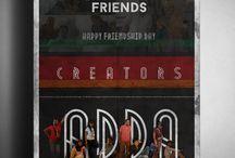 creators  adda / poster