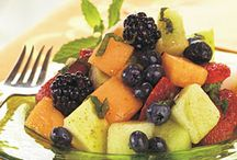 Salads / by Prairie Bee