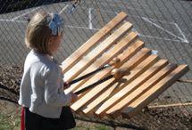 Preschool: Outdoor Environment / by Sarah Calvert