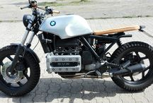 BMW K100 / BMW K100 Cafe Racer Scrambler Bobber