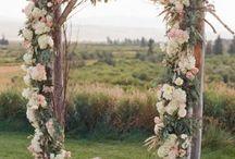 Svatby v přírodě