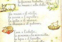 filastrocca poesie e altro