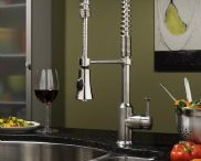 Contemporary Kitchen Faucets / by Quality Bath