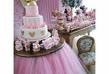 Minnie Mouse Princess Party Ideas