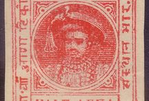 India - Bhor Stamps