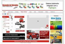 Vender carros online