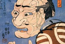 歌川国芳(Utagawa Kuniyoshi) / 1798年~1861年