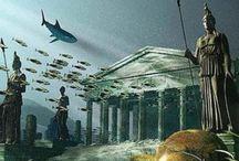 Kota Atlantis yang Hilang