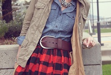 Outfits / by Marcia M