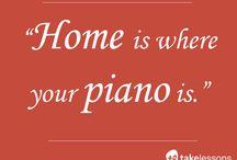 Piano & instrumentos