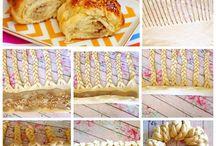 pasta börek kurabiye