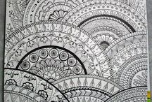 Pattern Drawings