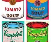 andy warhol / pop art