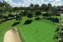 Bushey Hall Golf Club :: 3D Flyovers / Bushey Hall Golf Club - http://www.wholeinonegolf.co.uk/uk/england/hertfordshire/bushey_hall/bushey_hall.htm