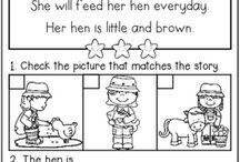 {Classroom Literacy} Comprehension