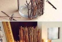 Woodsy Decor / by Cyndie Janney