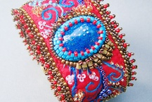 Bead Embroidery / by Cheri Mendieta