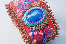 Bead Embroidery / by Cheri Mendieta