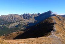 Tatry / moja mozolna walka z lękiem wysokości....i własnym lenistwem, bo jak wiadomo,żeby jechać w góry, trzeba wstać bladym świtem
