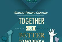 """""""Business Partners Gathering & Launching New Product"""""""