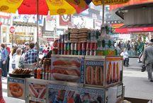 Street food truck