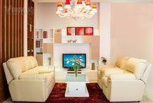 Nội thất phòng khách / Tập hợp các mẫu nội thất phòng khách mới nhất của Vinmus
