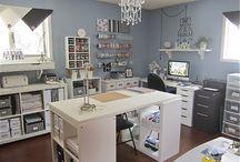Craft Room Inspo