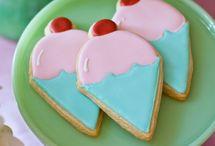 Sugar cookies / by Jolyn Miller