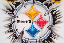 ❤️Pittsburg Steelers / by Kathy Adams