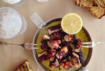Greek Food Inspiration