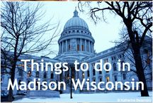 Madison Wisconsin / Reasons we love Madison.
