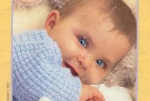 magasine tricot layette