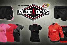 Rude Boys / Ropa y complementos para deportes de contacto.   ENTRA EN: http://buff.ly/1PATYzv