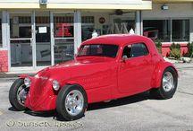 Rod cars