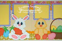 Scrapbooking - Easter