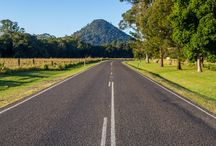 Road tripping with Logitech Zero Touch through the Noosa Hinterland