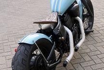 Motorcykel bilar