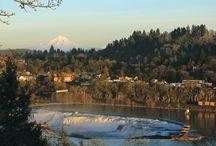 Oregon Mt. Hood Territory Scenery