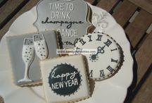 galletas año nuevo