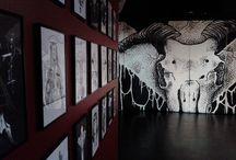 Exhibitions.