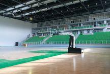 PGE Turów Arena Zgorzelec / Sport Transfer wyposażył arenę w Zgorzelcu