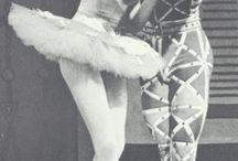 Dance History/Legends