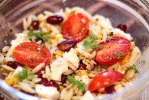 Салаты и овощные закуски / Рецепты салатов и овощных закусок на все случаи жизни