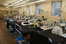 UK Manufacture / UK production of our launch luxury lingerie / by Bosom Galore