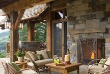 backyards and patios / by David Mount