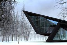 Architecture / Designing your future environment!