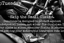 Tip Tuesday / Every Tuesday we have a different tip for you about how to manage and maintain insurance!