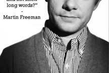 Martin Freeman / by lisa